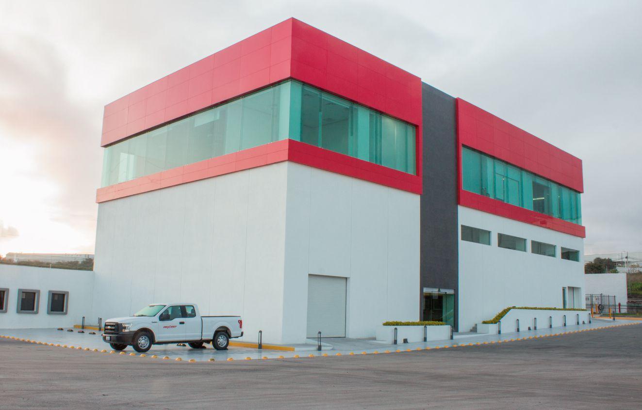 Centro de Manufactura Avanzada Nexteer Qro.