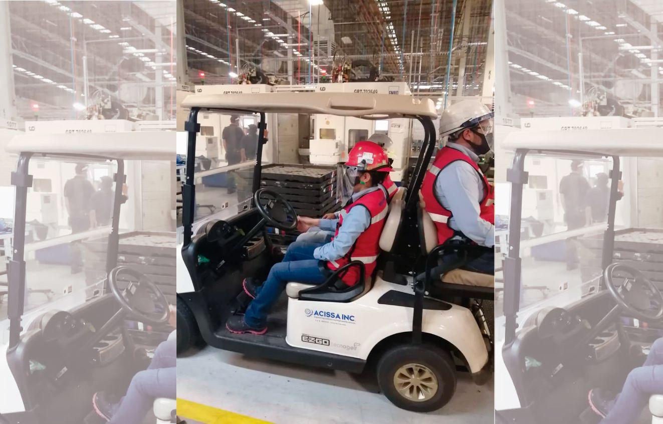 American  Axle & Manufacturing Silao